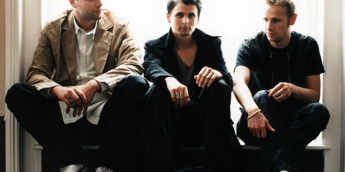 El grupo británico Muse