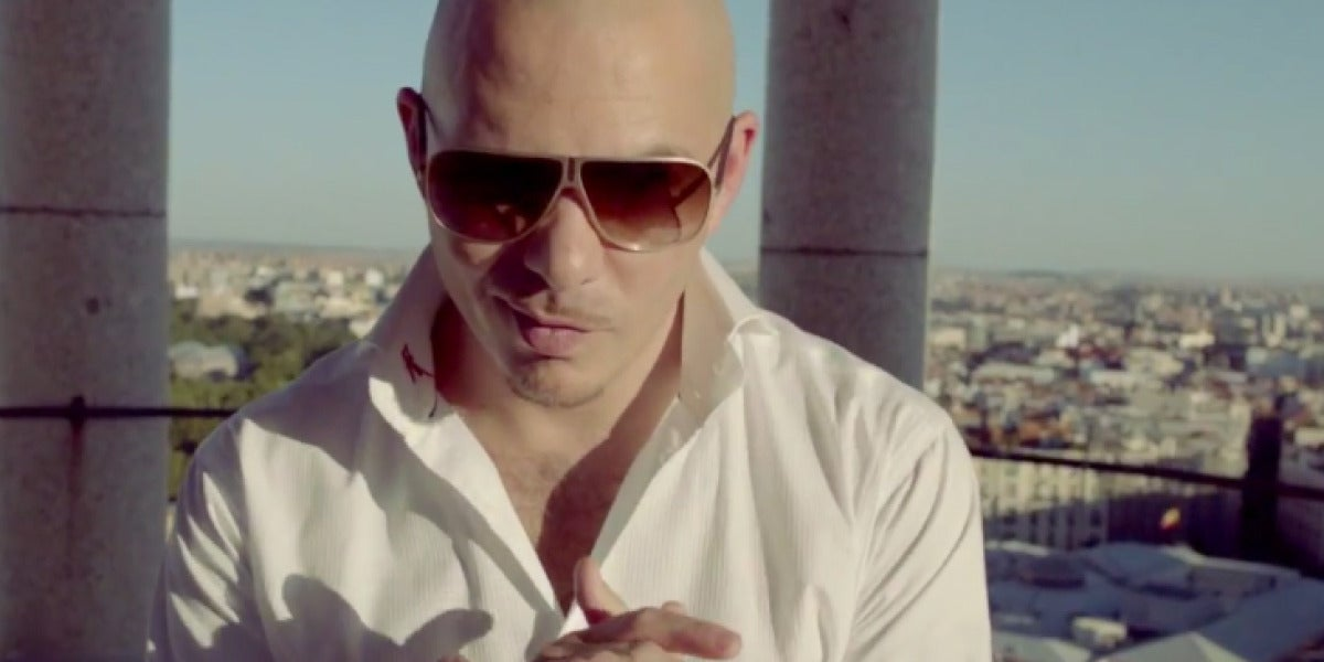Pitbull - Get it started