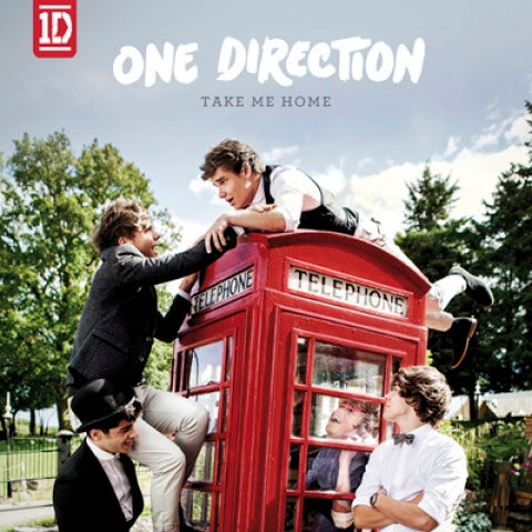 'Take Me Home', de One Direction