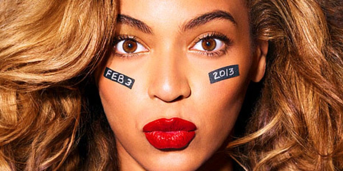 Beyoncé estrella de la Super Bowl 2013.