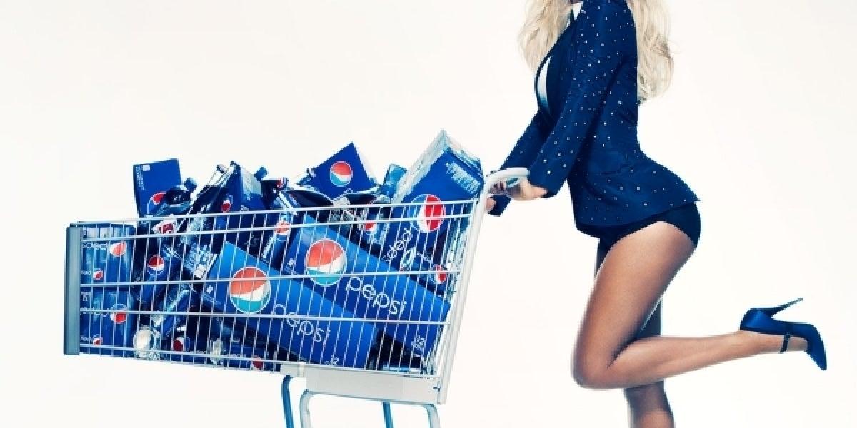 Beyoncé firma contrato millonario con Pepsi