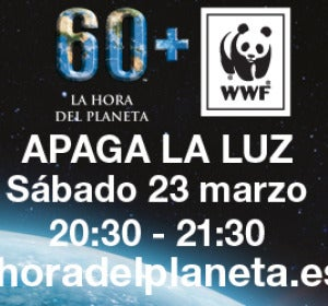 Hora del Planeta el 23 de marzo