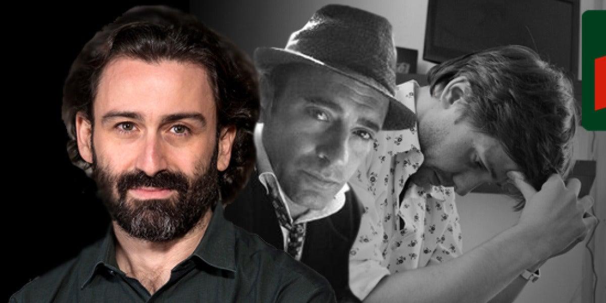 Toni Zenet y Patricio Barandiaran