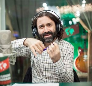 Javier Limón, presentador de ULLM