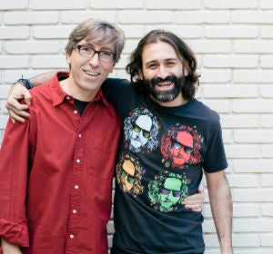 David Trueba y Javier limón