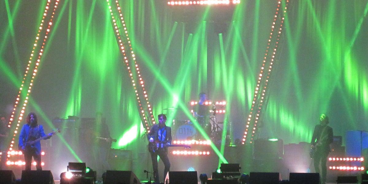 Arctic Monkeys en el Palau Olímpic de Badalona