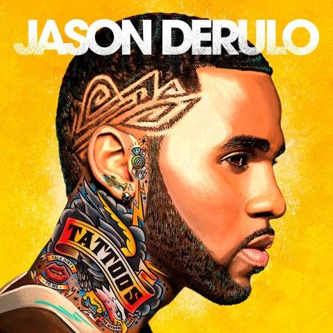 Portada de 'Tattoos' de Jason Derulo