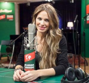 La actriz Vanesa romero en Un lugar llamado mundo