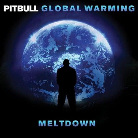 Portada de 'Global Warming: Meltdown' de Pitbull