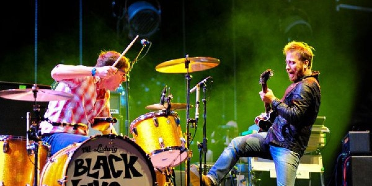 The Black Keys en directo
