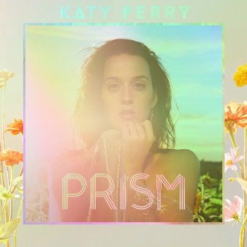 Portada de Prism de Katy Perry