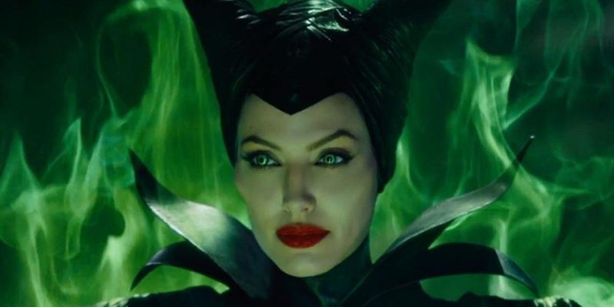 Angelina Jolie es 'Maléfica'
