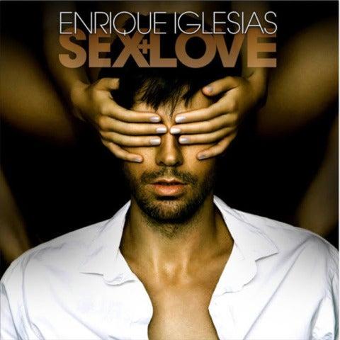 Portada de 'Sex + Love' de Enrique Iglesias