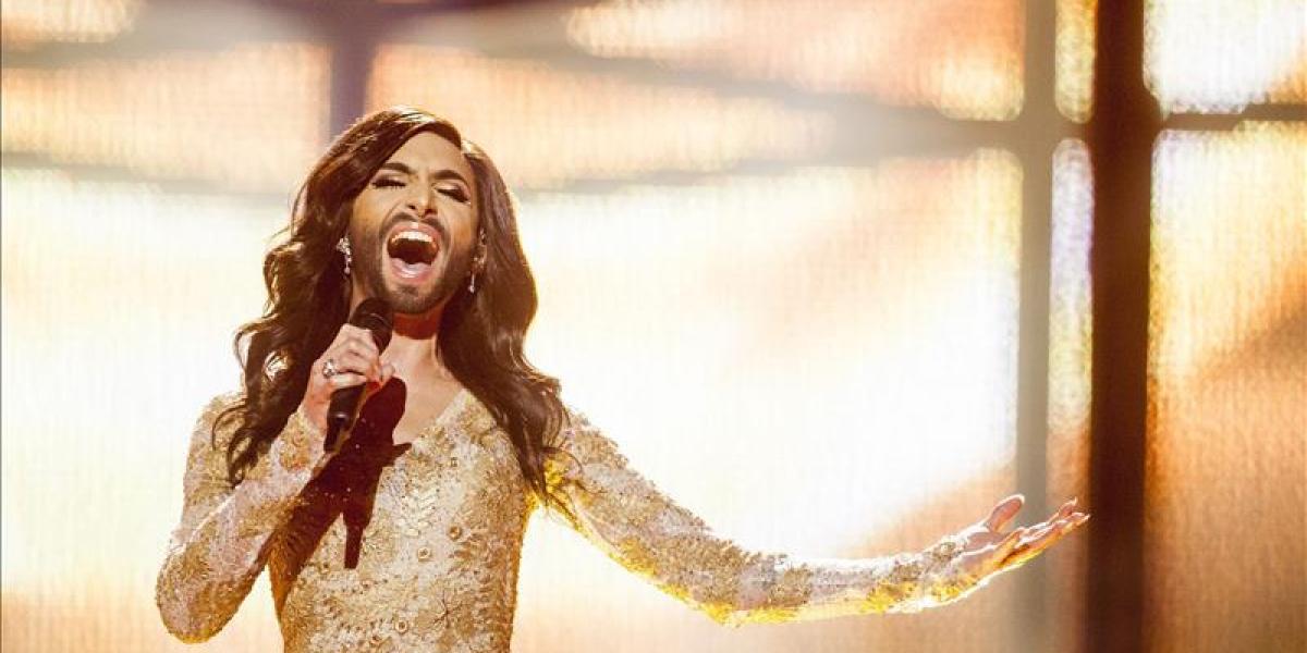 Conchita Wurst representa a Austria