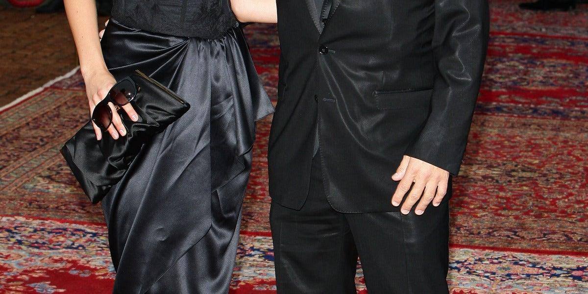 Eros Ramazzotti y Marica Pellegrinelli se casan