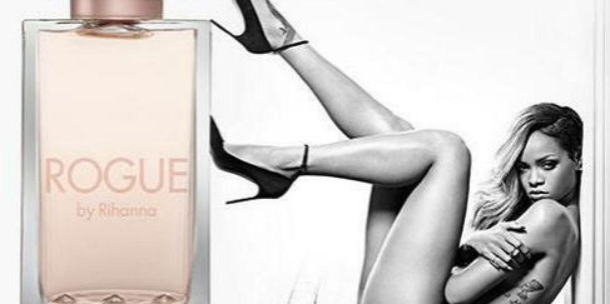 Censurado el anuncio del perfume de Rihanna por ser 'sexy'