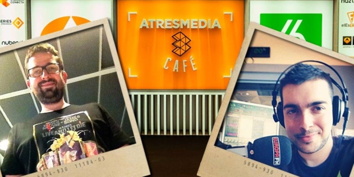 Atresmedia Café DJ