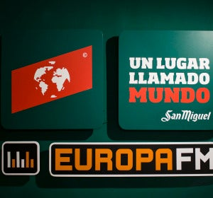 Un lugar llamado mundo en Europa FM