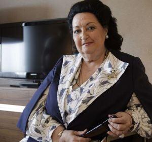Montserrat Caballé paga y evita así entrar en la cárcel