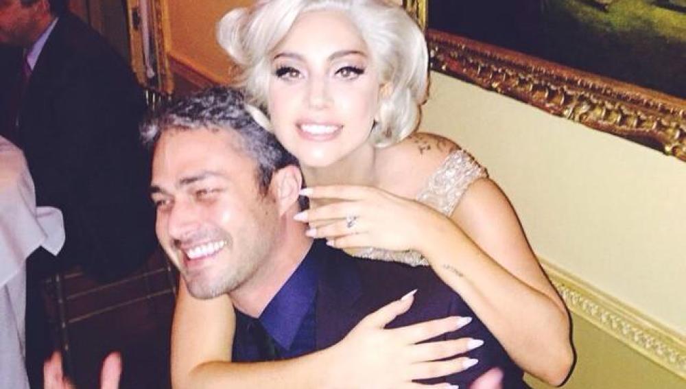 Lady Gaga y su futuro marido