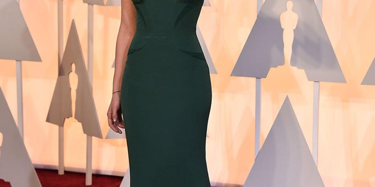 Alfombra roja Oscars 2015