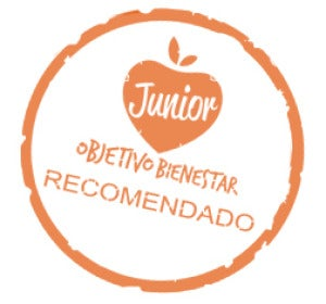 Sello | Objetivo Bienestar Junior