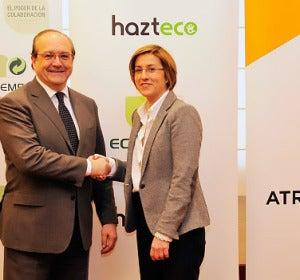 ATRESMEDIA y ECOEMBES refuerzan su compromiso con el fomento del reciclaje