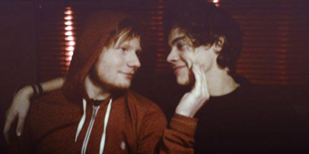 Ed Sheeran revela que Harry Styles tiene el pene grande