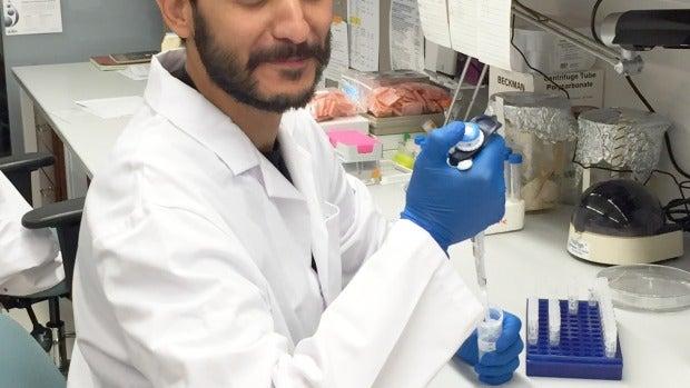 Alberto Benito Martín, investigador postdoctoral en el Weill Cornell Medical College de Nueva York
