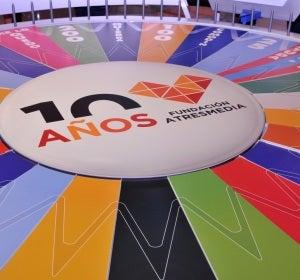 La Fundación Atresmedia cumple 10 años