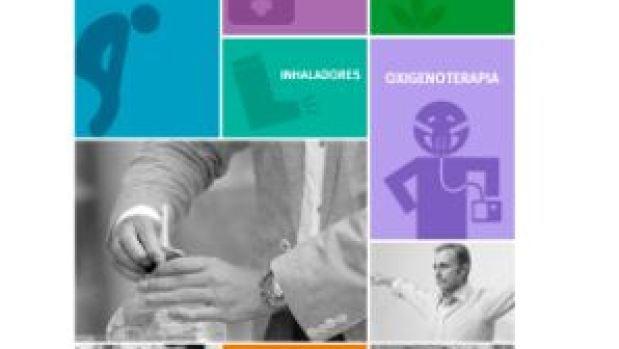 web para conocer mejor la Enfermedad Pulmonar Obstructriva Crónica