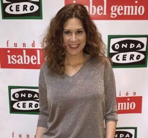 La cantante Tamara en el fin de semana solidario de Onda Cero