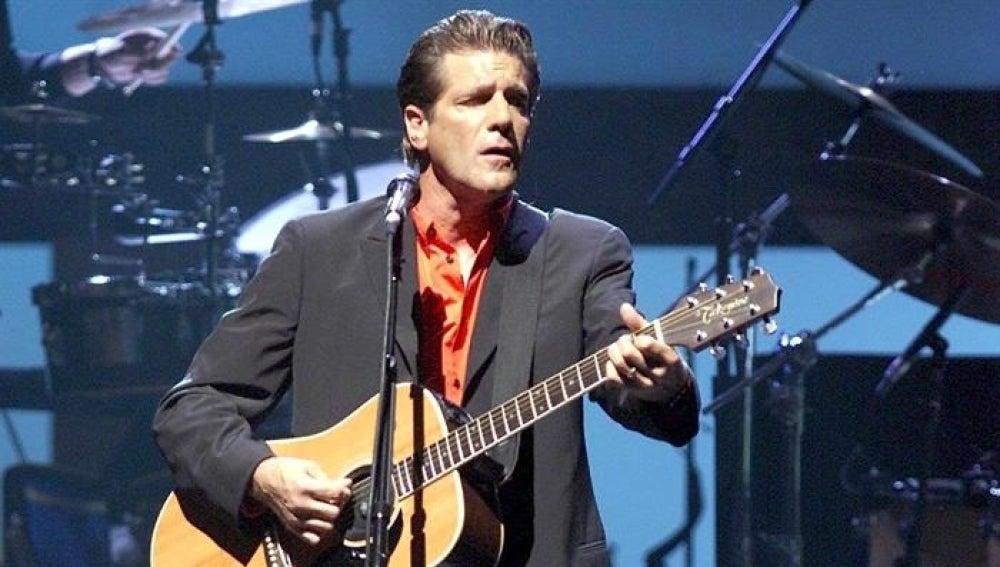 El músico estadounidense Glenn Frey