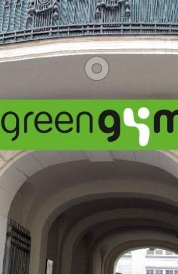 Green Gym, un nuevo gimnasio ecológico en Berllín