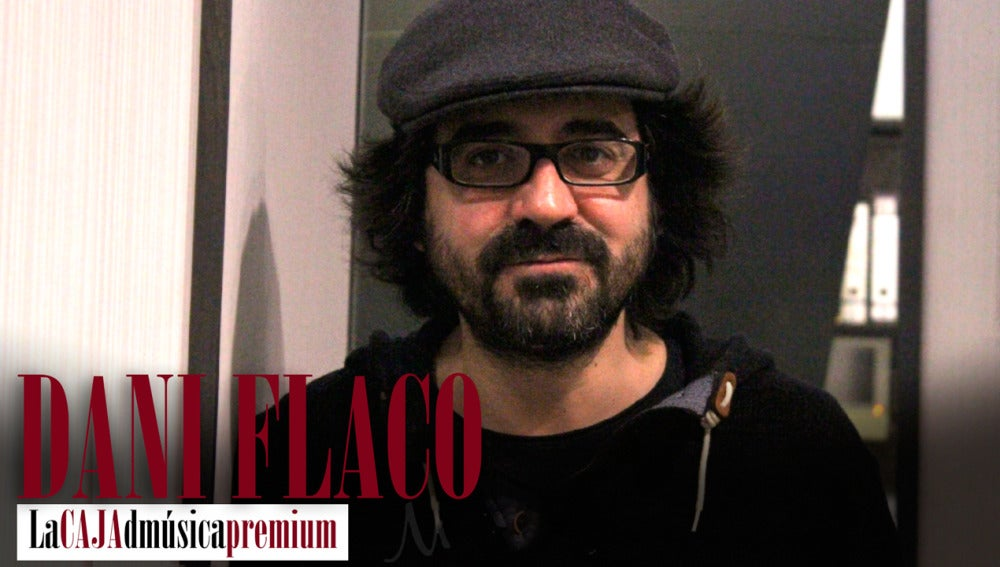 Dani Flaco presenta su gira #10AÑOSDEFLACO - La Caja d música premium