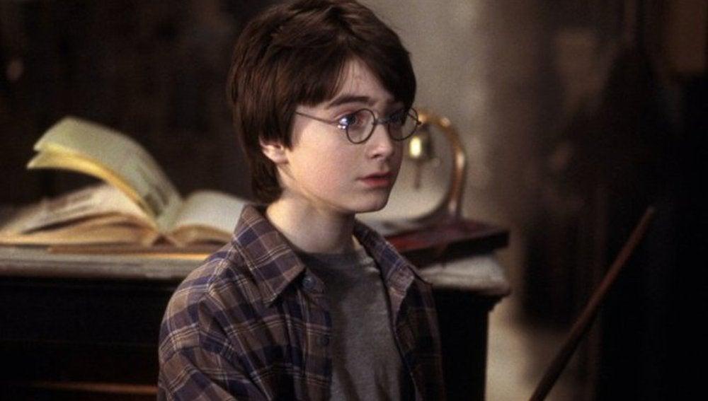 Daniel Radcliffe 'La piedra filosofal'