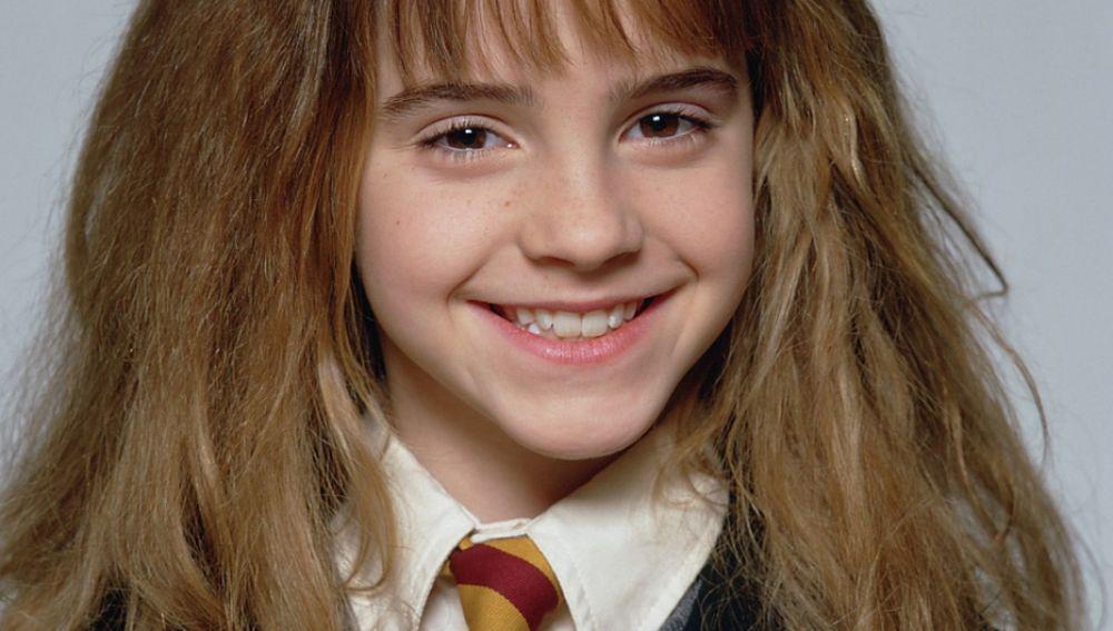 Emma Watson 'La piedra filosofal'