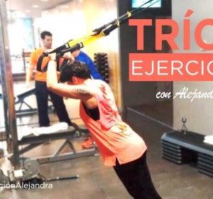Rutina 1 - Ejercicio 1/6 Tríceps