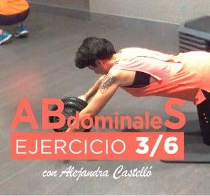 Rutina 1 - Ejercicio 3/6: Abdominales