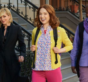 'Unbreakable Kimmy Schmidt'