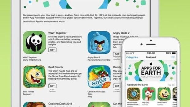 'Apps para la Tierra',