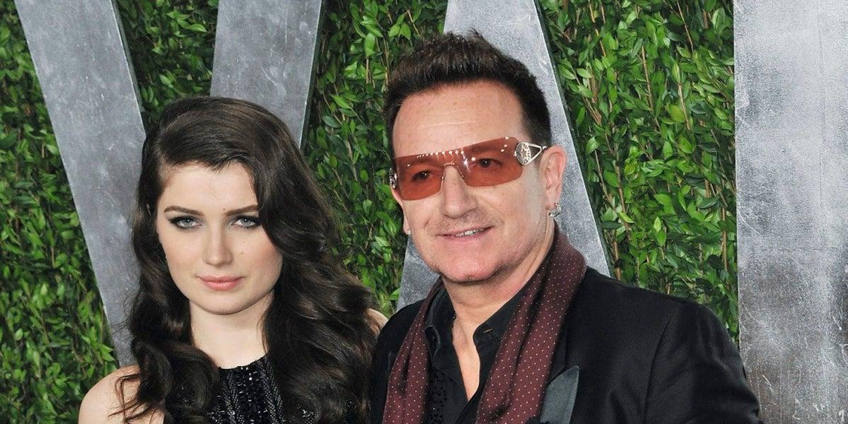 Eve Hewson, la explosiva hija de Bono de U2