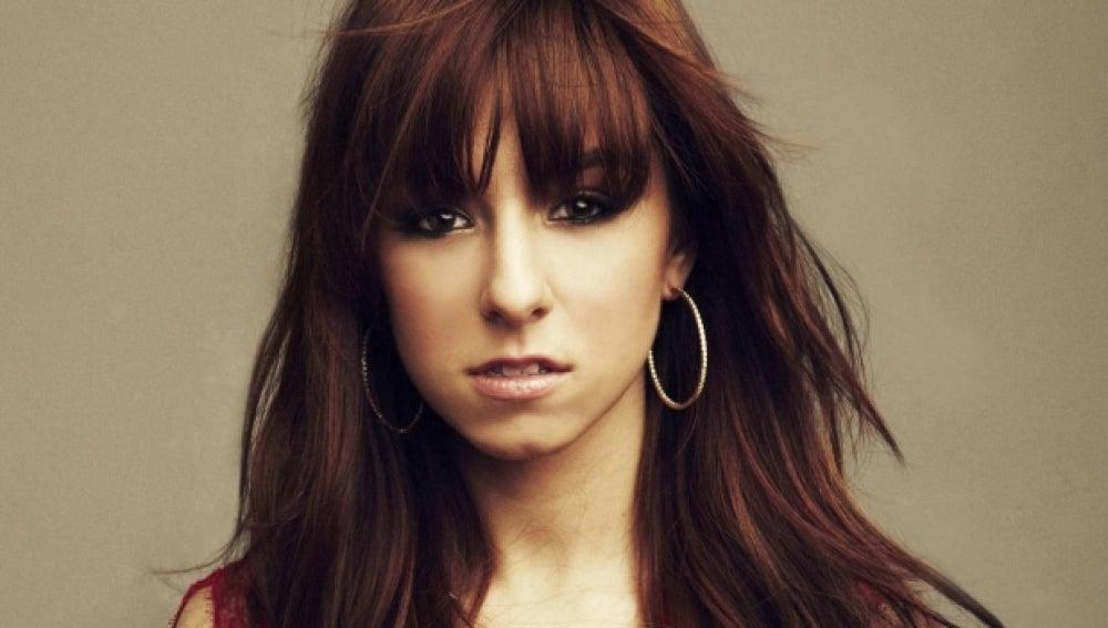 La cantante Christina Grimmie