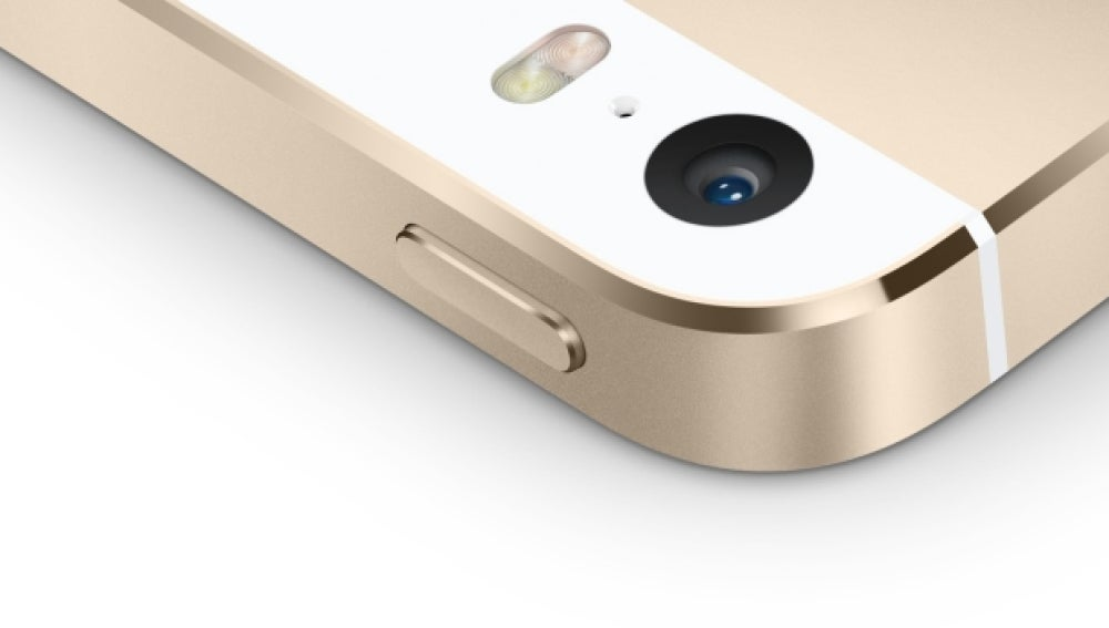 Agujero del Iphone