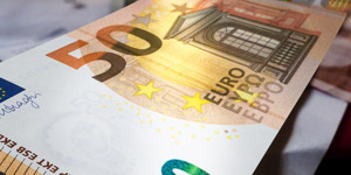 Imagen del nuevo billete de 50 euros
