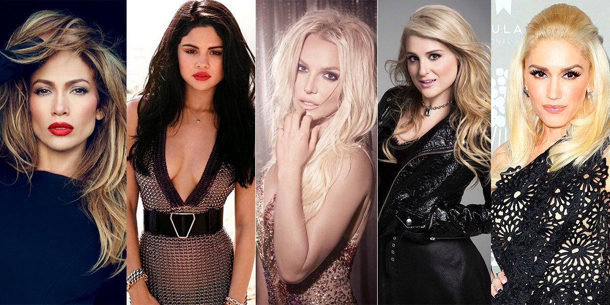JLo, Selena Gomez, Britney Spears, Meghan Trainor y muchos más publican 'Hands'