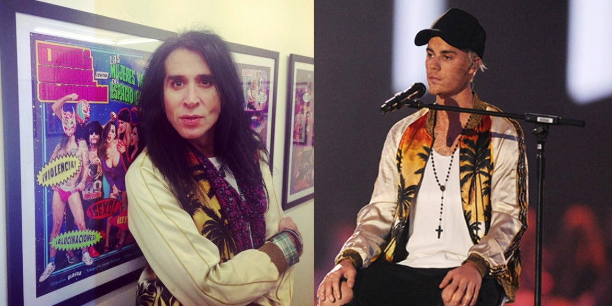 La carísima chaqueta que le ha copiado Mario Vaquerizo a Justin Bieber