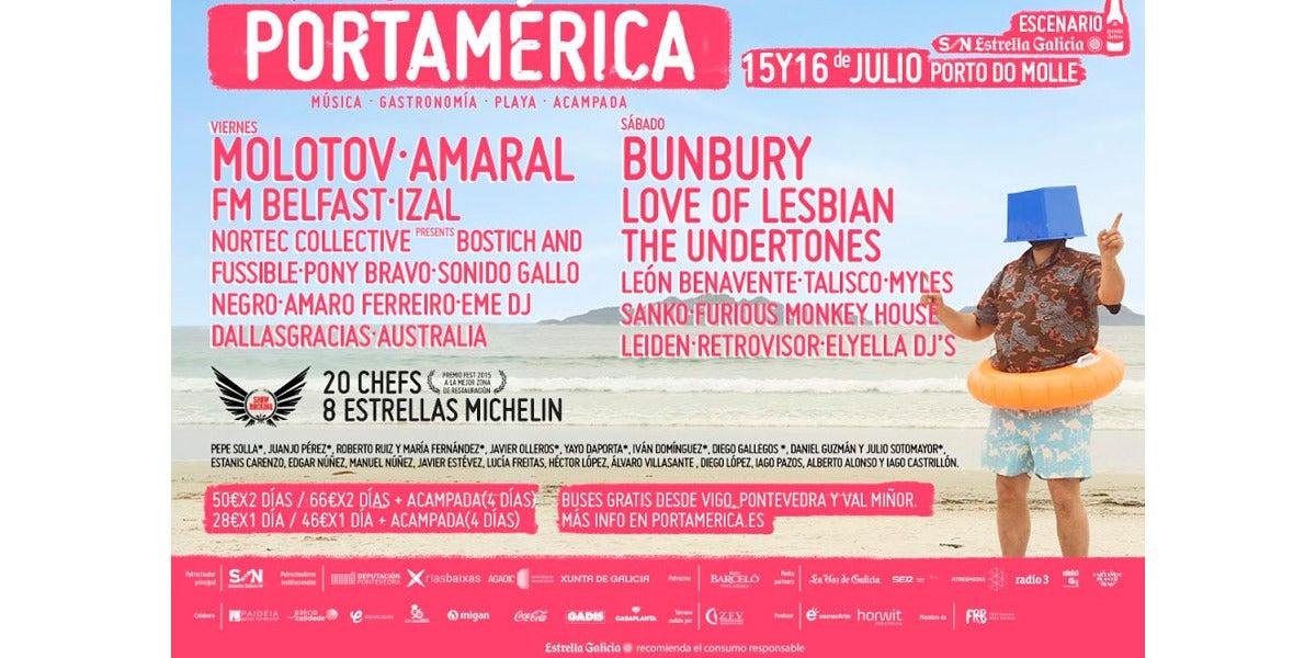 Festival PortAmérica