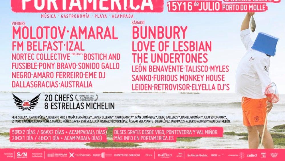 Festival de PortAmérica