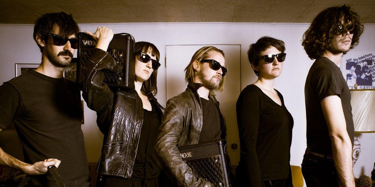 Macaulay Culkin es el líder de la banda The Pizza Underground